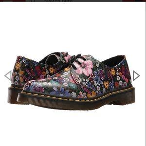 Dr. Martens Wanderlust Floral Shoes